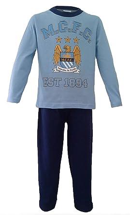 a6d35018de11b Pyjama pour garçon et fille motif football 12 mois à 12 ans  Amazon.fr   Vêtements et accessoires