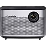 """XGIMI H1 1080p Projector DLP 900ANSI Lumens 3+16GB LED 300"""" Android OS Harman Hardon Stereo Wifi Bluetooth TV Screenless Immersive Home Theater"""