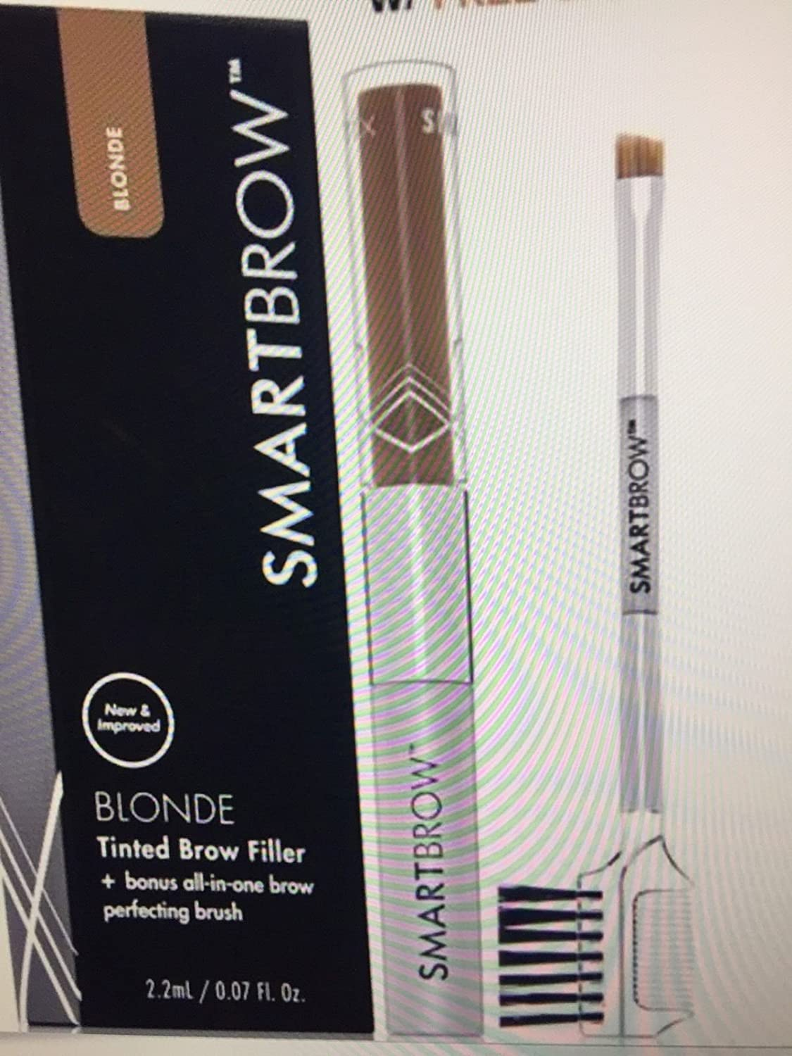 Amazon Smartbrow Blonde Tinted Eyebrow Eye Brow Filler With
