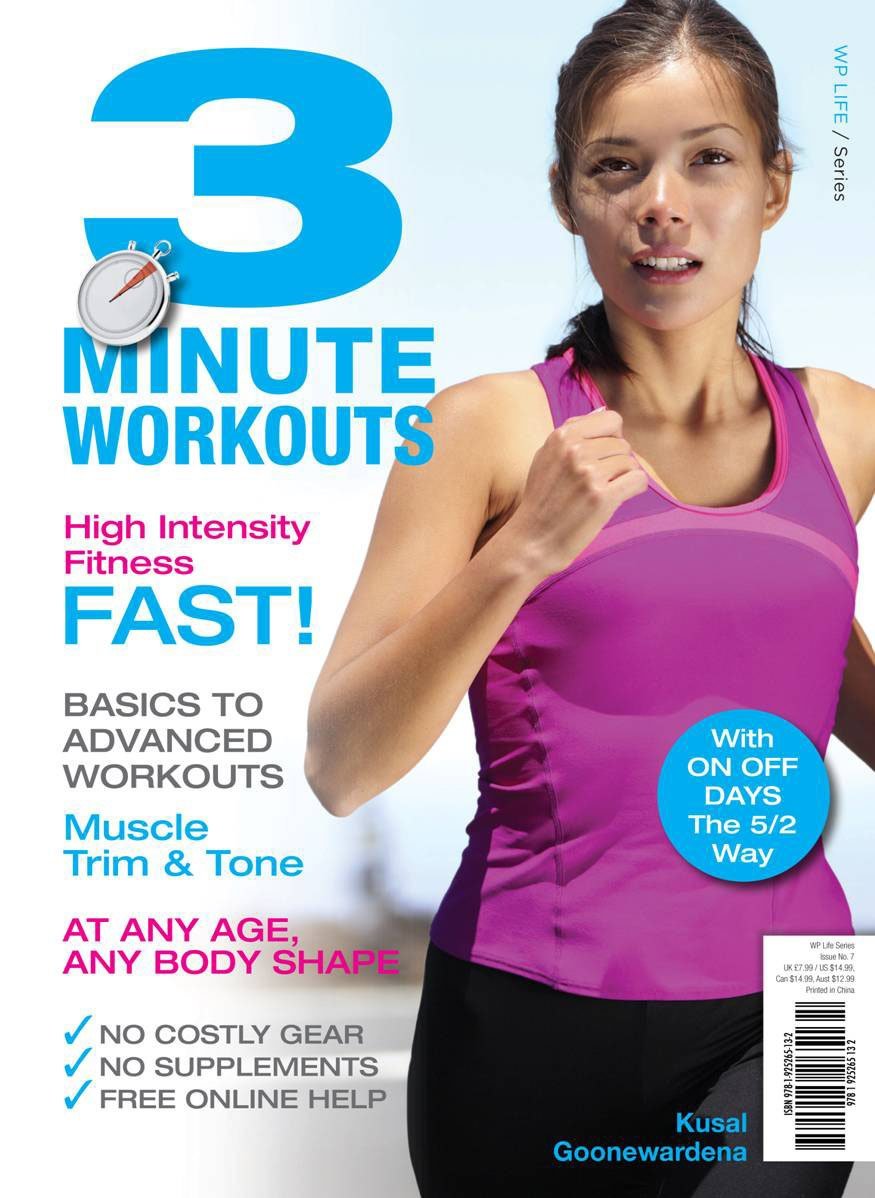 Download 3 Minute Workouts (Wp Life) PDF