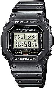 RELÓGIO CASIO G-SHOCK DW-5600E-1VDF RESINA PRETO