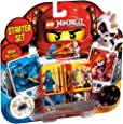 LEGO NINJAGO 2257 Conjunto de Iniciaciación Spinjitzu. Spinners