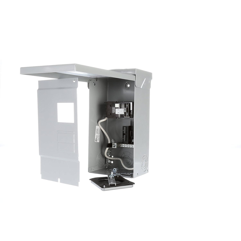 Siemens W0408l1125spa60 60 Amp Spa Panel Circuit Breakers Shop Square D Qo 20amp Singlepole Breaker At Lowescom