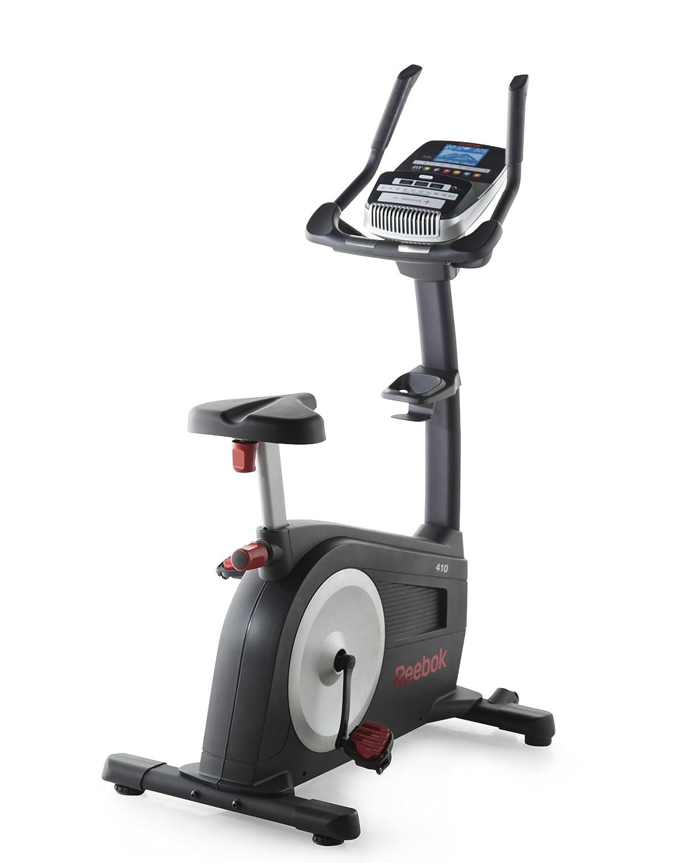amazoncom reebok 410 exercise bike upright spin bike sports u0026 outdoors
