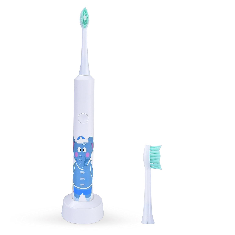Amazon.com: Cepillos de dientes eléctrico para niños, niños ...