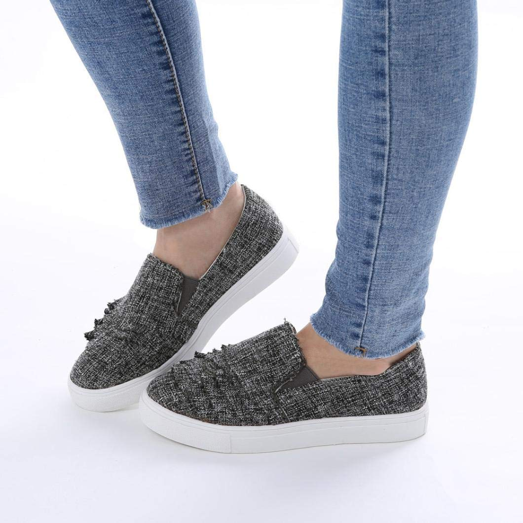 Flats Classics Duseedik Vintage Women Outdoor Shoes Lace Round Toe Flat Heel Flock Girls Casual Shoes