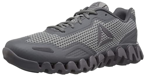 e4bde7002f2 Reebok Men s s Zig Pulse Running Shoe Black  Amazon.co.uk  Shoes   Bags