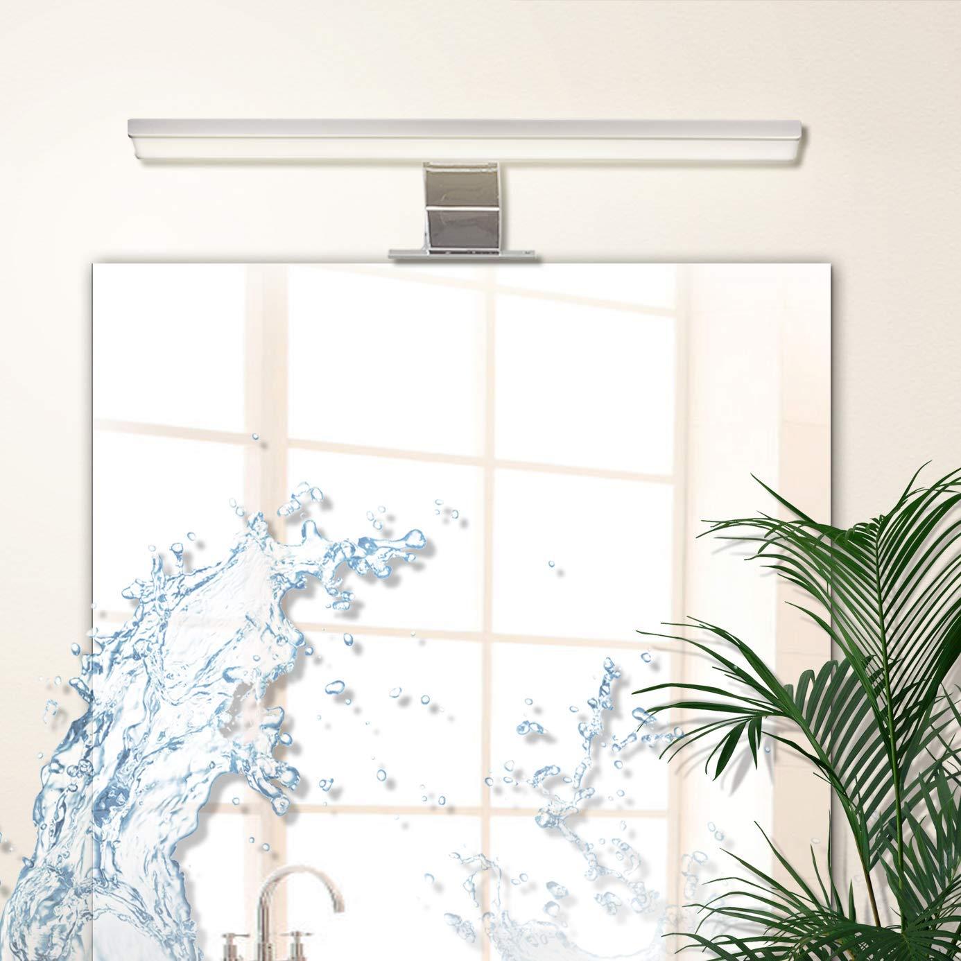 LED Mirror Lights 40cm Bathroom IP44 Mirror Lamp Mirror Cabinet Bathroom
