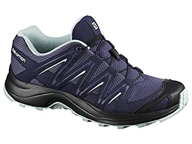 NEW! Salomon Women's XA Baldwin Trail Running Shoes Navy