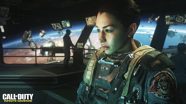 Call Of Duty Infinite Warfare: Amazon.es: Videojuegos
