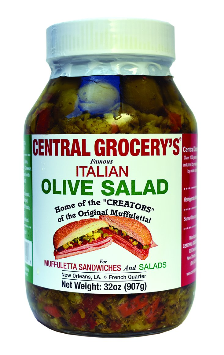 Central Grocery Olive Salad 32 oz