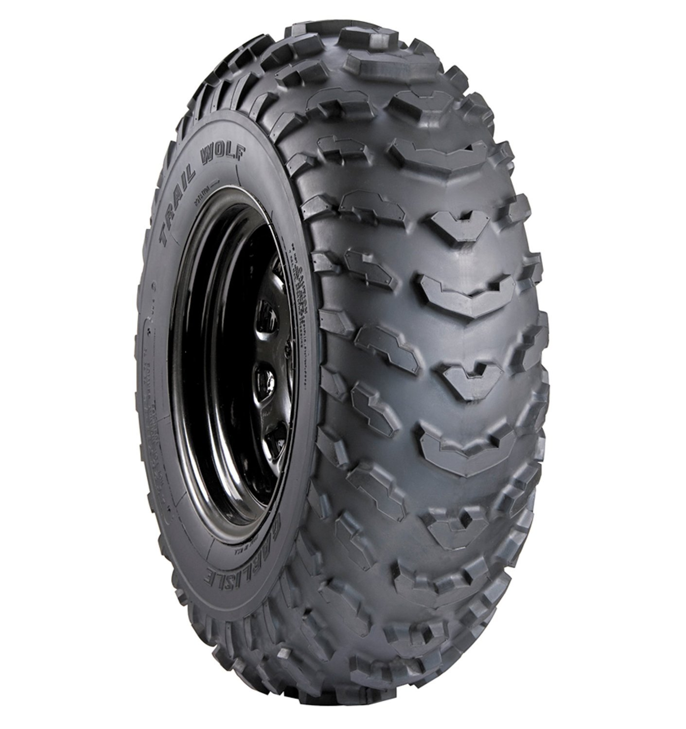 Carlisle Trail Wolf ATV Tire - 22X7-11