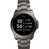 Fossil Connected Smartwatch Gen 5E para Hombre con tecnología Wear OS de Google, frecuencia cardíaca, GPS, NFC y…