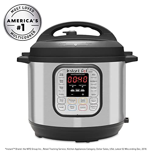 Instant Pot DUO Multi-Use Programmable Pressure Cooker