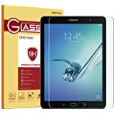 Samsung Galaxy Tab S2 9.7 Glass Screen Protector, OMOTON Tempered-Glass Protector with [9H Hardness] [Crystal Clear] [Scratch-Resistant] [Bubble Free Easy Installation],