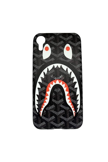 best sneakers 05434 9cd43 YtmYAN Shark Bape Case for iPhone XR