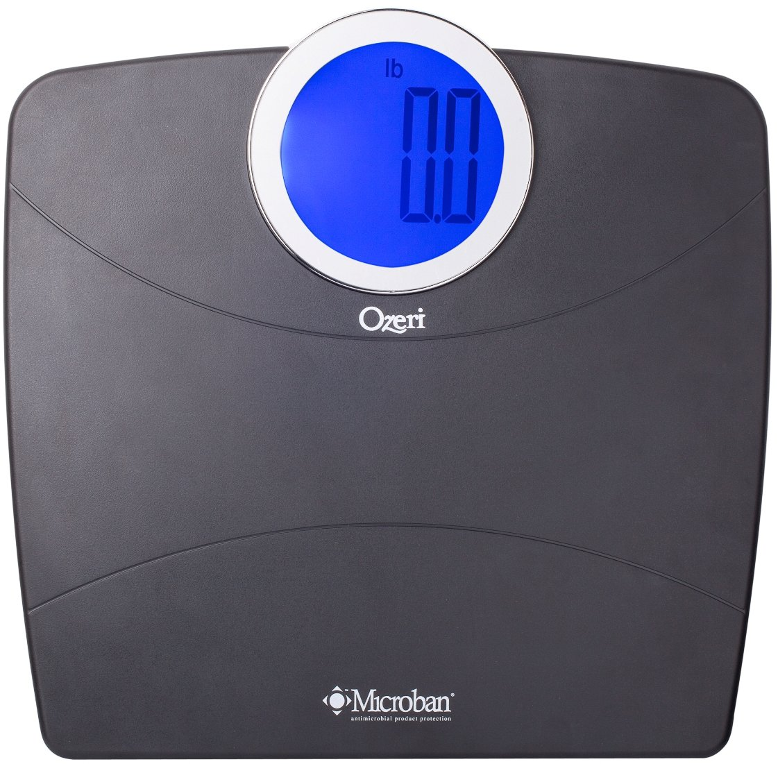 Amazon.com: Ozeri Rev Digital Bathroom Scale With Electro Mechanical Weight  Dial, White: Health U0026 Personal Care