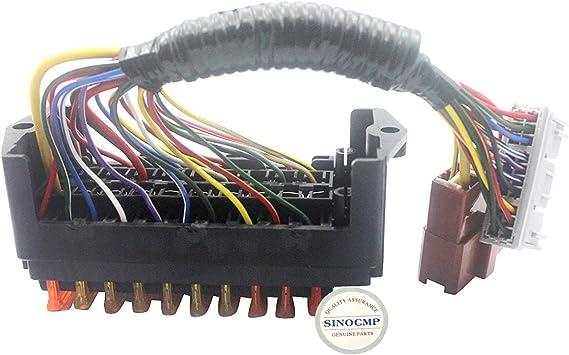 amazon.com: sk200-2 fuse panel box - sinocmp excavator fuse panel box for  kobelco sk200-3 sk-6 excavator fuse box replacement parts, 3 month  warranty: automotive  amazon.com