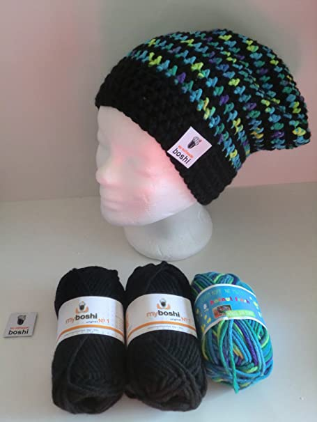 Hatnut My Boshi Häkelset Mütze 1 X Hatnut Fresh Fb 101 2 X