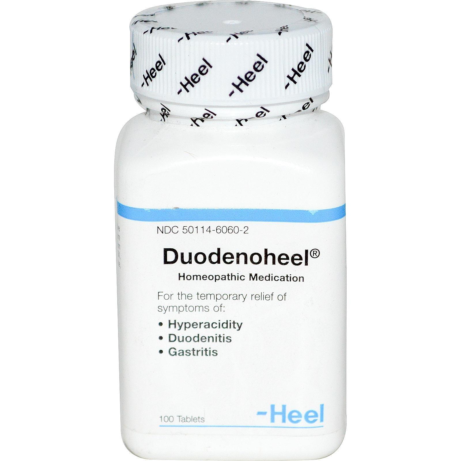 Duodenoheel 100 tablets by Heel