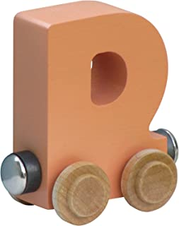 product image for NameTrain Pastel Letter Car D - Made in USA