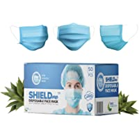 50 Pcs Disposable 3ply Face Mask [CE Approved] - SHIELDme