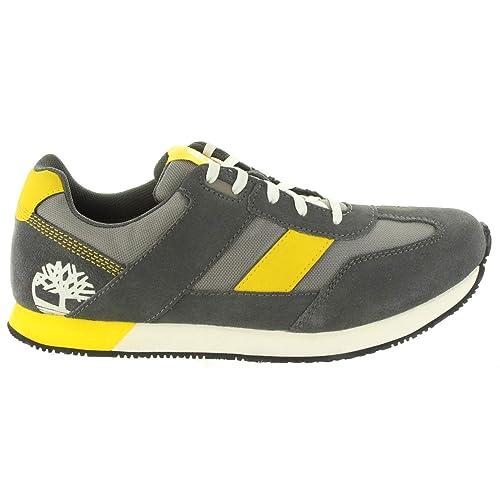 Zapatillas Deporte de Niño y Niña y Mujer TIMBERLAND A1QN6 City Dark Grey Talla 40: Amazon.es: Zapatos y complementos
