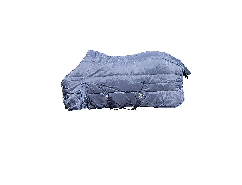 HKM Inverno coperta da sDimensione, 1200d con gehfalte, blu scuro