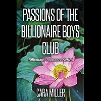 Passions of the Billionaire Boys Club (English Edition)