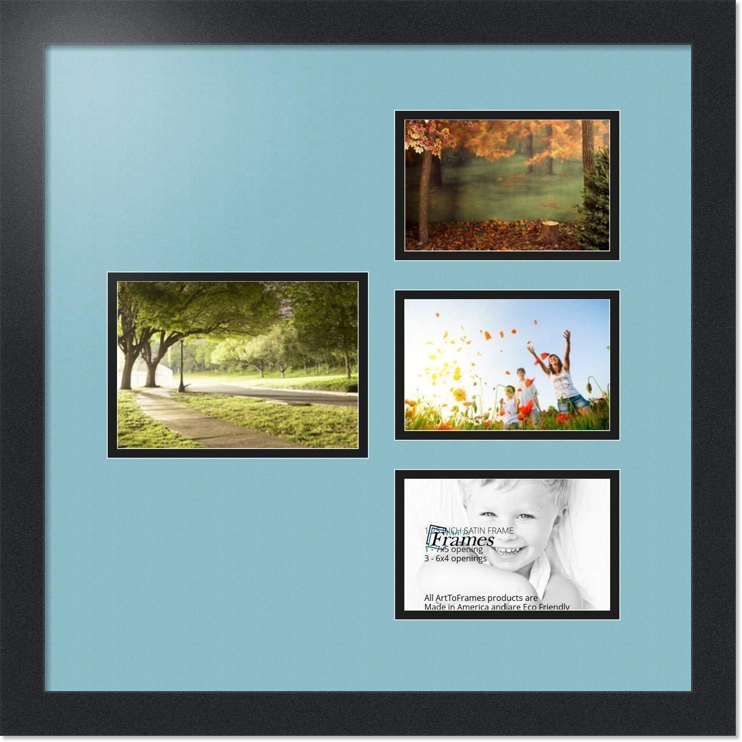 arttoframes alphabet写真画像フレームwith 1 4 x 6と3 3 x 5