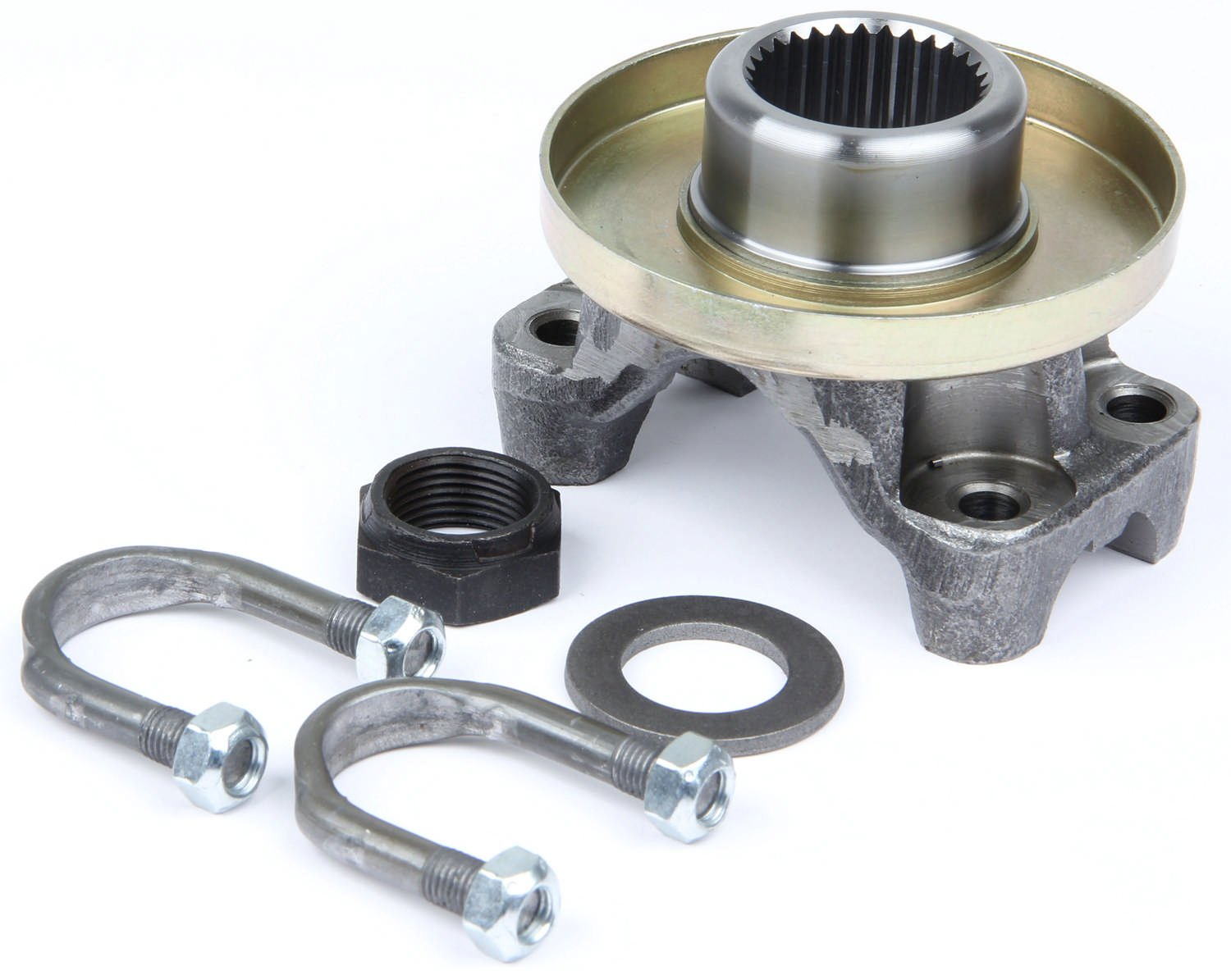 1310 Series Pinion Yoke with 12 Bolt and 30 Spline for GM Moser Engineering PY110