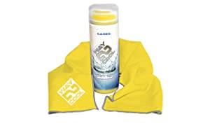 Way 2 Cool Microfiber Cooling Towel for Yoga, Gym, Swimming and Gargening