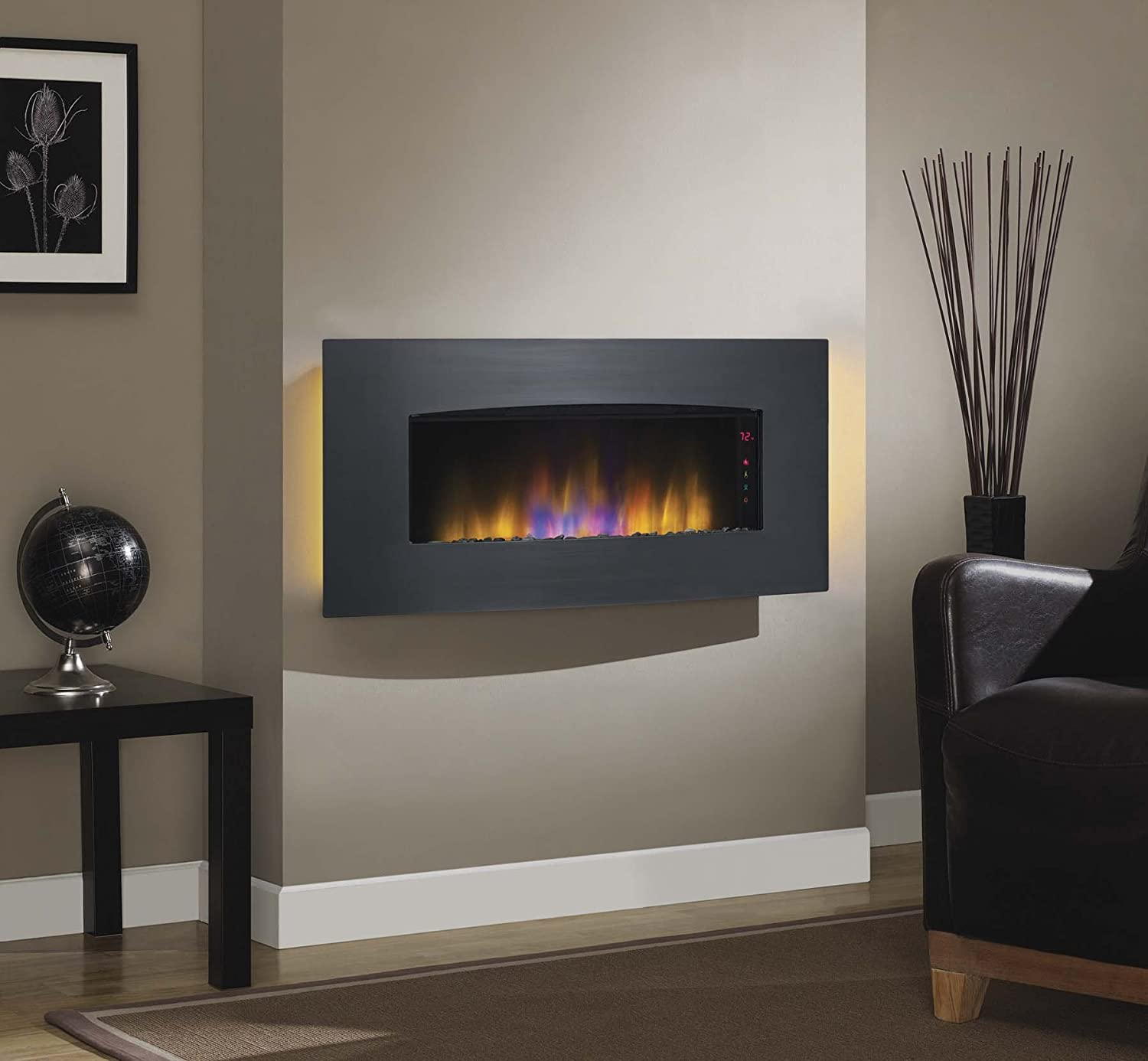 design mounted wayfair electric reviews wall fireplace improvement ca home zipcode lauderhill pdp