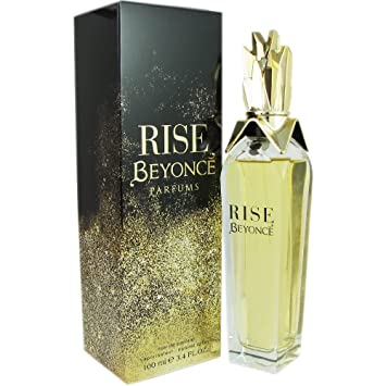 Amazoncom Beyonce Rise Eau De Parfum Spray For Women Edp 34