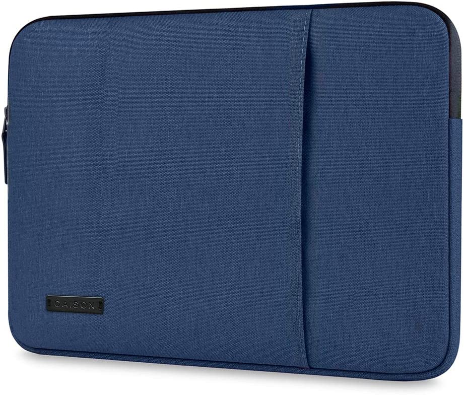 """CAISON Laptop Sleeve Case for 2020 New 13 inch MacBook Air/New 13 inch MacBook Pro 2019/13.3"""" Lenovo Yoga 730 S730 ThinkPad X380 X390 X395 / 13.9"""" Huawei Matebook X Pro 2019/13.3"""" DELL XPS 13"""
