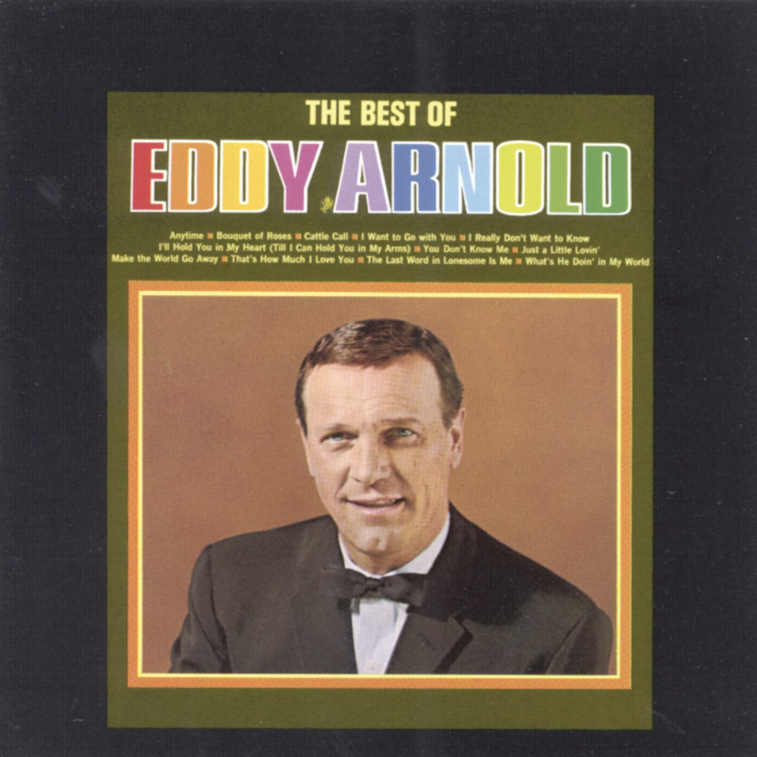 The Best of Eddy Arnold by Sony Legacy