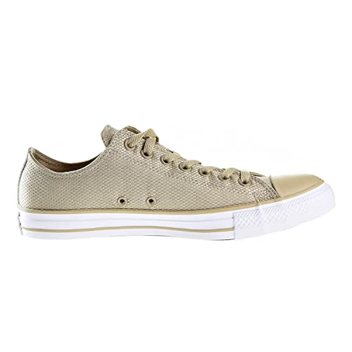 9ebe6823c30f Converse Chuck Taylor All Star OX Unisex Shoes Vintage Khaki White Brown  155419f (