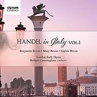 Handel in Italy, Volume 1