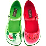 Hot Chocolate Design Chocolaticas Patilla Women's Mary Jane Flat