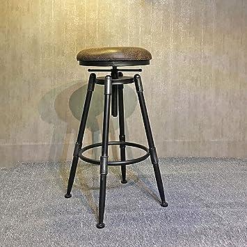 Iron Bar American Loft Industriel Style Chaise De Tabouret zSjLqMVpGU