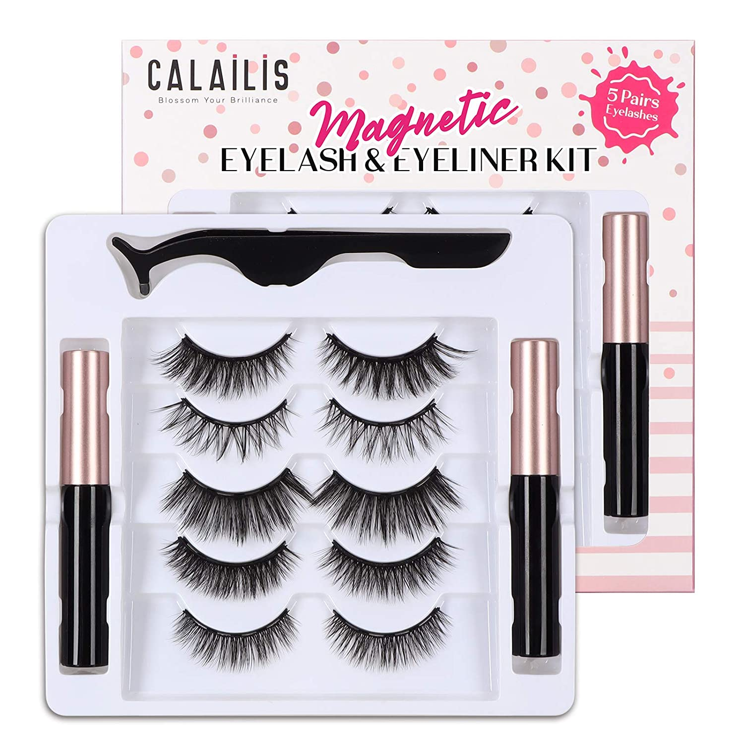 Girlistan - Are you looking for a simple, hassle-free artificial eyelashes experience? You should know this about Magnetic eyelashes.