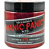 Manic Panic Vampire Red Hair Dye 4 oz