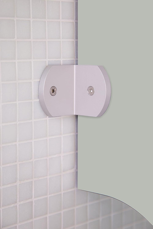 Kemmlit Imola - Separador de urinario de HPL en colores clásicos, para hombre, certificado TÜV: Amazon.es: Bricolaje y herramientas