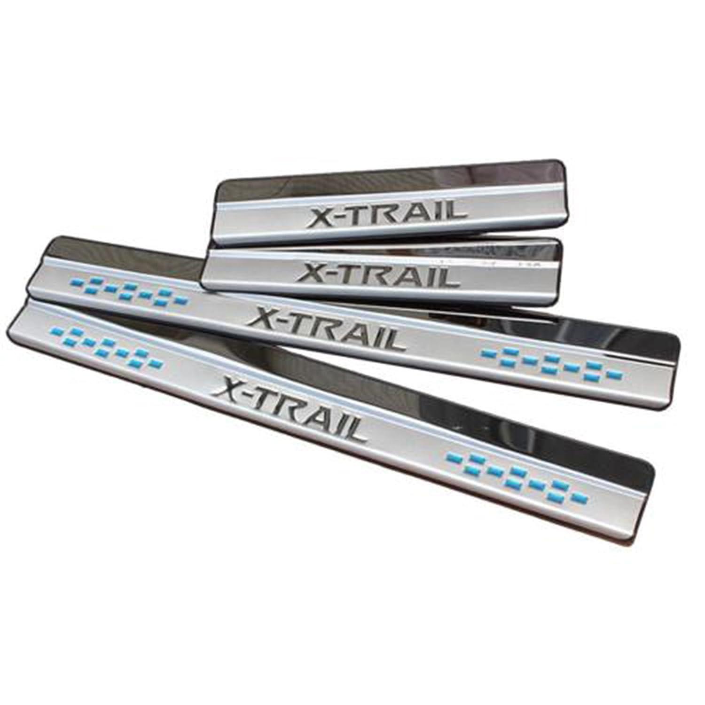 Protections pour seuil de porte pour Nissan Rogue X-Trail