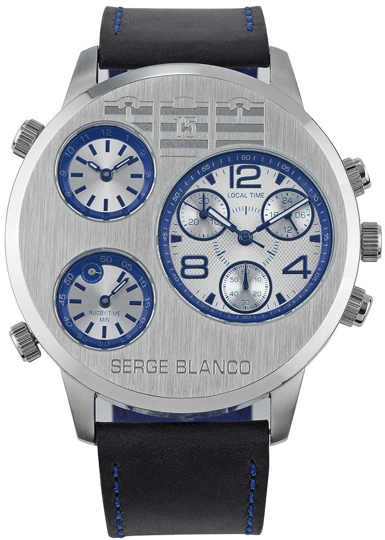 Serge Blanco Uhr - Herren - SB1132-3