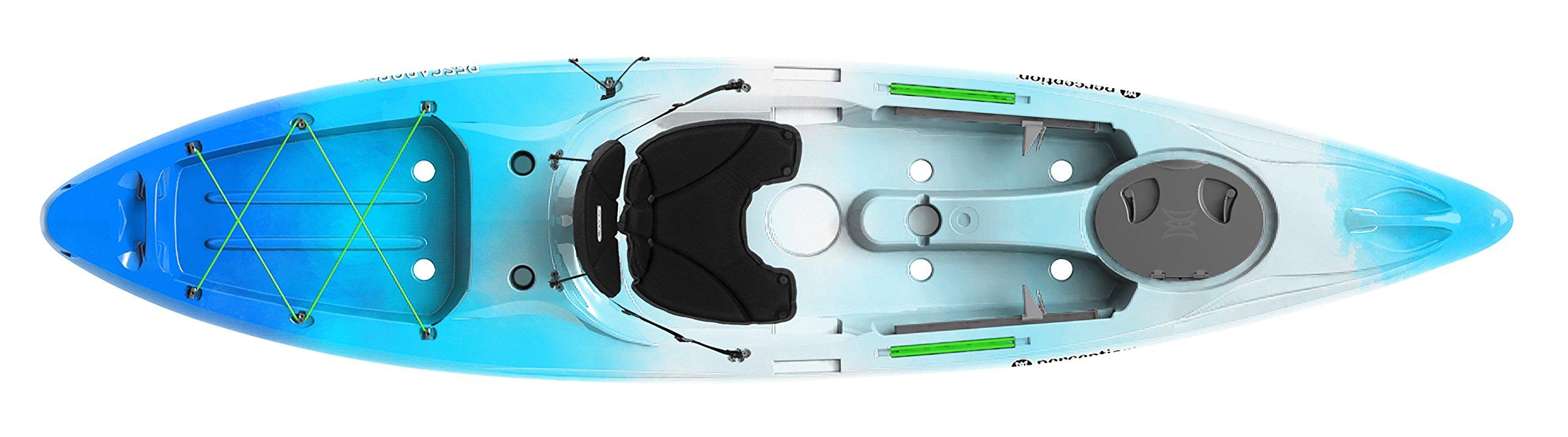 Perception Kayak Pescador 12 Bs, Sea Spray