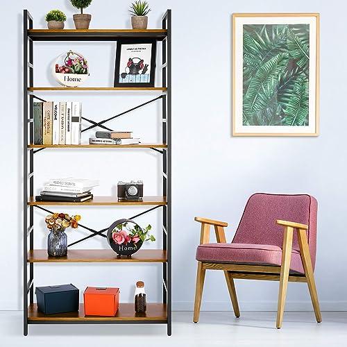 Bookshelf Library Small Bookshelf - the best modern bookcase for the money