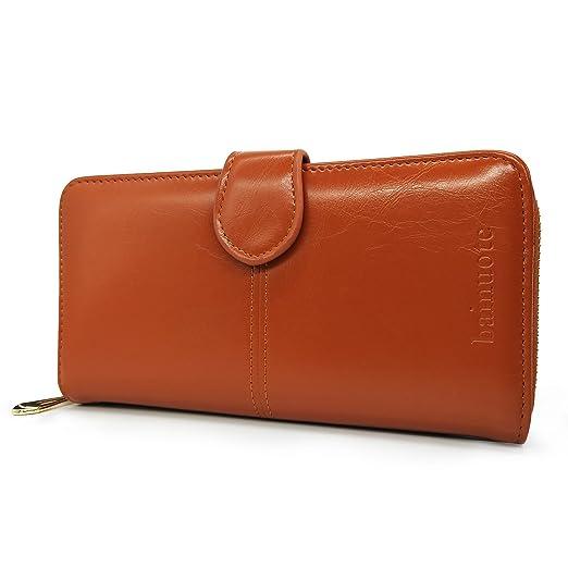 Damen Geldbörse Handtasche.Portemonnaie Geldbeutel Portmonee Lang Brieftasche