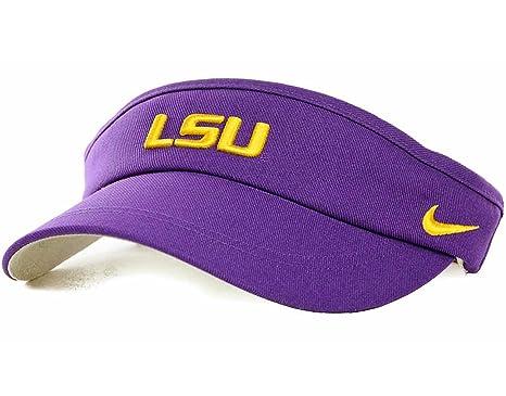 00bb93325d7 Amazon.com   Nike LSU Tigers NCAA Coaches Sideline Adjustable Dri ...