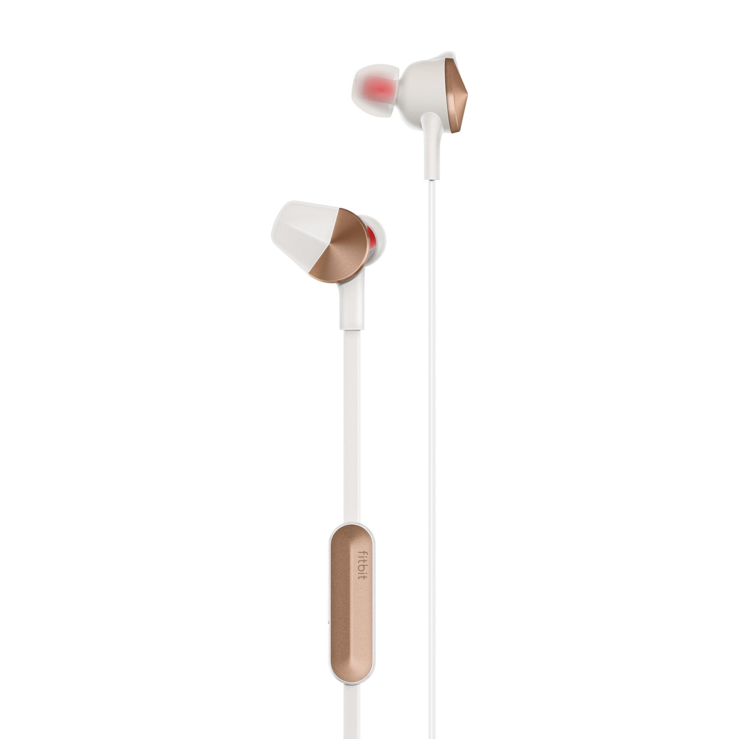 Fitbit Flyer Wireless Headphones, Lunar Gray by Fitbit (Image #4)
